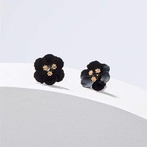 LOFT Flower Stud Earrings